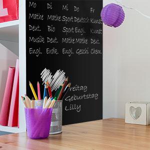 casa pura multifunktions tafelfolie selbstklebend. Black Bedroom Furniture Sets. Home Design Ideas