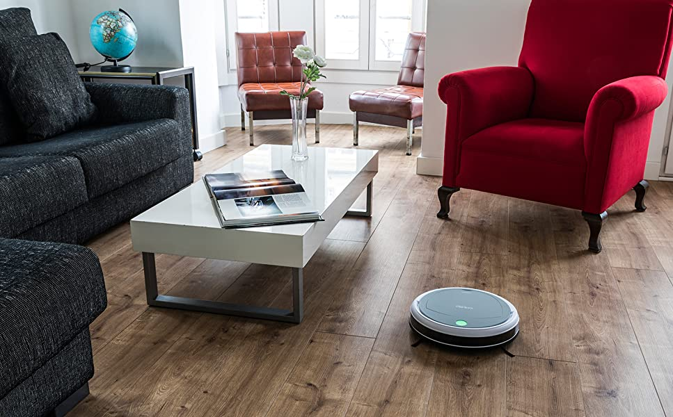 Robot aspirador conga slim 890 de cecotec barre y aspira - Grand master robot de cocina 24h ...