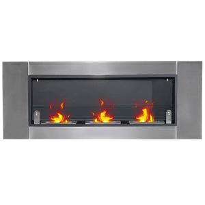 la chimenea de pared de bioetanol es la alternativa ideal para los amantes de la chimeneas ideal para casa oficina o apartamento la chimenea funciona con