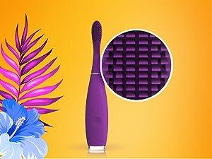 Divertido, compacto, ISSA mini posee un atractivo diseño que enamorará a todos los entusiastas del cepillado- desde niñoas que quieran un cepillo eléctrico ...