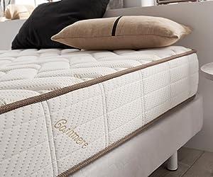 Colchón Visco Luxury Royal Cashmere 135x190cm