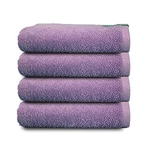 Disfruta de la suavidad del algodón en tu piel con este pack de toalla. Las toallas de ADP Home son suaves y por su gramaje de 550 Grms, ...