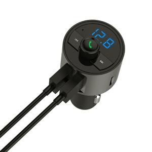 カーチャージャー Bluetooth車載用 MP3プレイヤー