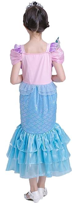 1640dbdd0fc0b Amazon.co.jp: Forpend 人魚姫コスチューム MX16マーメイド仮装 ...