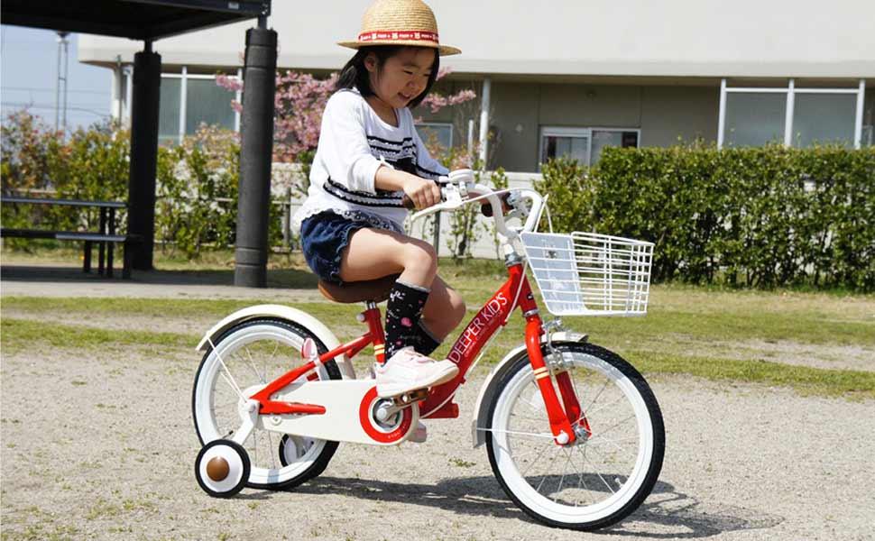 パー) 16インチ子供用自転車 ...