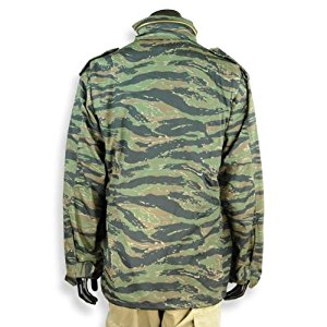 a88daa927697a Clothing, Shoes & Accessories M-65 Field Jacket Coat Tiger Stripe Camo with  liner various sizes ...