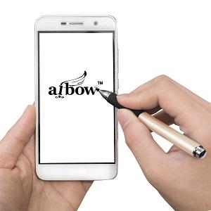 iPadでメモをとりたい 先端1.9mmの極細スタイラスペン。筆圧