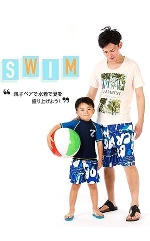 2dd0d9cabda Amazon   サーフパンツ メンズ 水着 男の子 ショートパンツ レディース ...