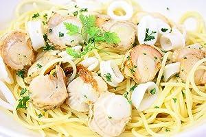 柔らかなヤリイカはバター焼き、フライ、焼きそば、パスタなど! 様々なレシピで美味しくご使用できます。