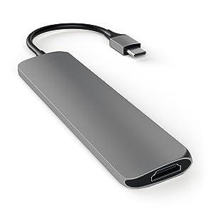 Amazon | Satechi マルチ USB ハブ Type-C Macbook 12インチ / Macbook Pro 2016用 ...