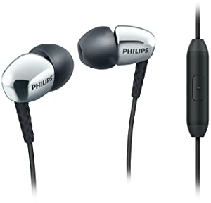 Philips SHE3905 In Ear Headphones with Mic