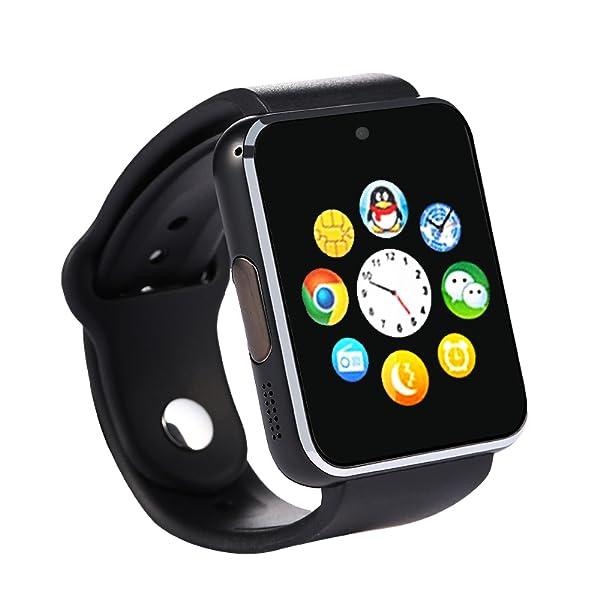 Bingo T50 Bluetooth Smart Watch with Sim Card Slot and ...