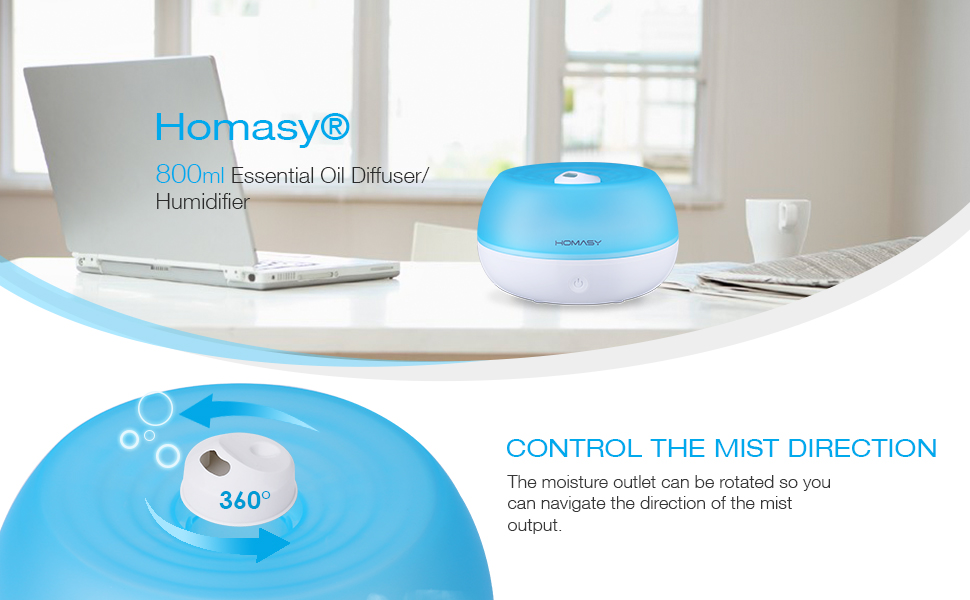 cool mist aroma humidifier for office yogo spa home bedroom