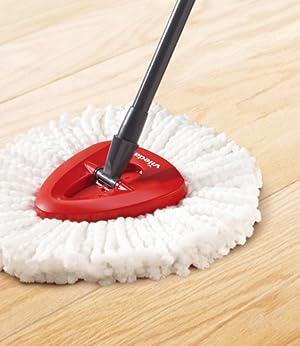 Vileda Easywring Microfibre Spin Mop Amp Bucket Floor