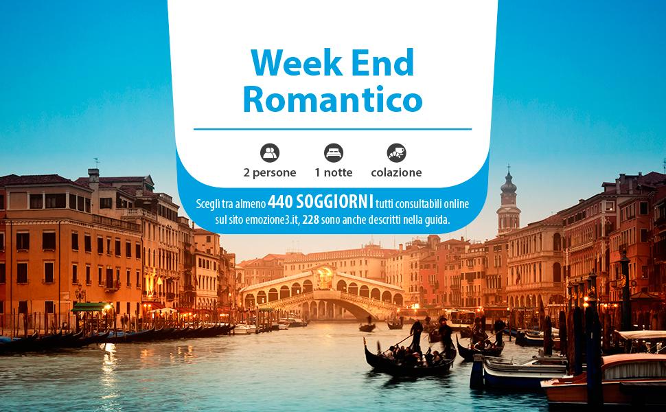Emozione3 - WEEK END ROMANTICO - Cofanetto Regalo: Amazon.it ...