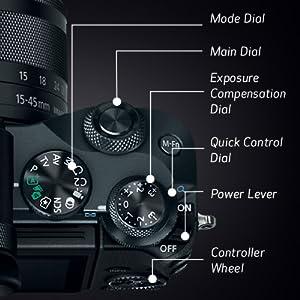 Canon Eos Rebel T7i Ef S 18 55 Is Stm Kit Ef 55 250mm Ii