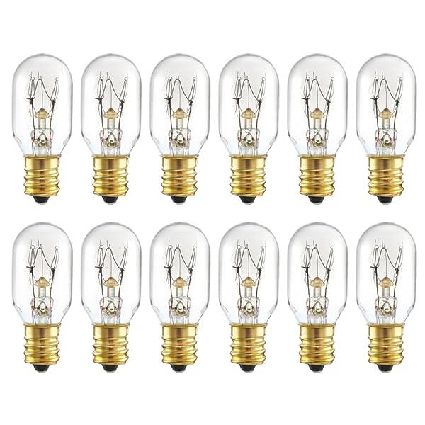 25 Watt Salt Lamp Bulbs Himalayan Original Replacement Light Bulbs ...