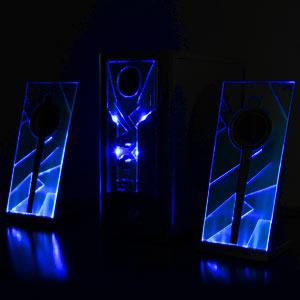 gogroove basspulse computer speaker system. Black Bedroom Furniture Sets. Home Design Ideas