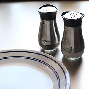 Salt And Pepper Shakers Salt Shaker Elegant