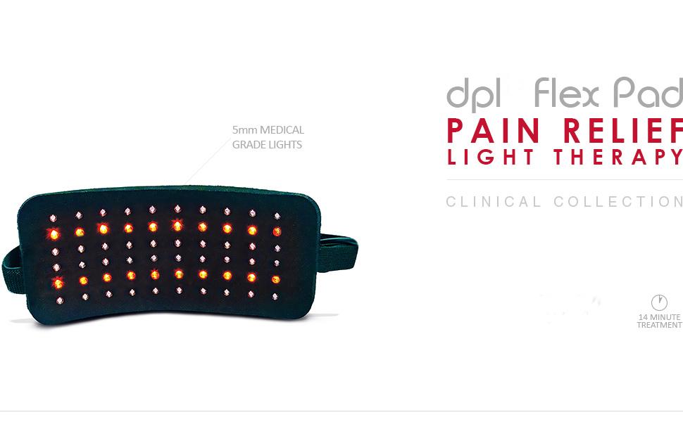Dpl Flexpad Pain Relief System Back Amp Knee Pain 880nm