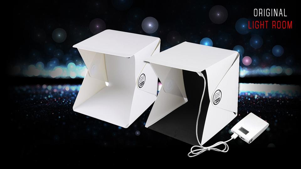 Portable lightbox photography studio for - Lightbox amazon ...