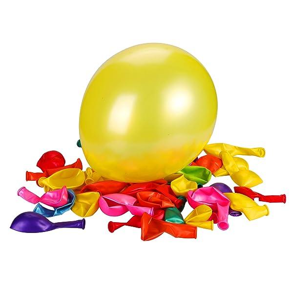 Amazon.com: 500 PCS Pearlized Balloon, Helium Latex Balloons for Party