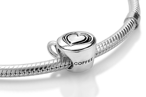 6ae9cb18c ... low price this is the perfect charm bead for the coffee lover in your  life lets