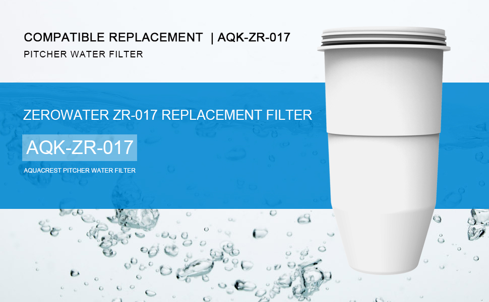 Amazon Com 2 Pack Aquacrest Filter Replacement For