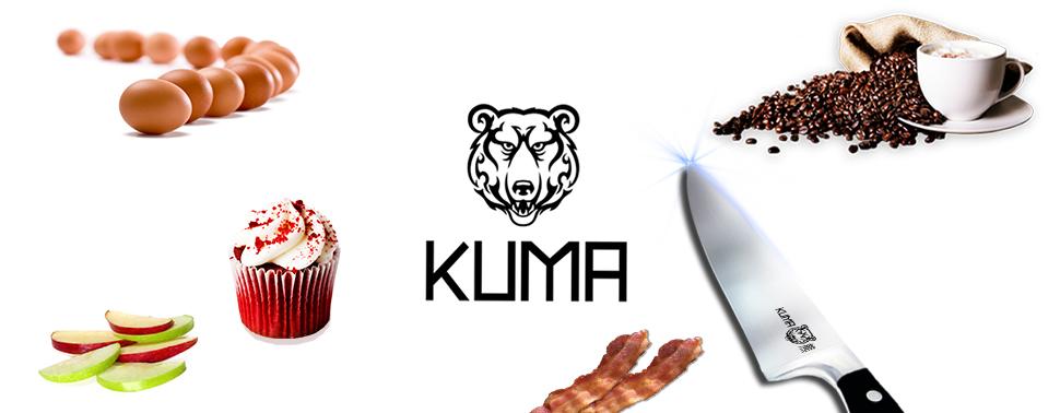 Amazon.com: Kuma Chef Knife Multi Purpose - EASY TO USE