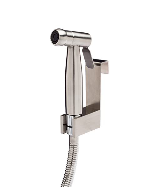 Move into the new generation of toilet use with our revolutionary hand held  bidet set  Made to reduce toilet paper and give you an extra hand where you  need. SmarterFresh Hand Held Bidet Sprayer  Premium Stainless Steel