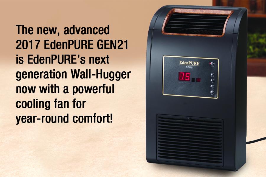 Amazon Com Edenpure Gen21 Infrared Heater And Cooler