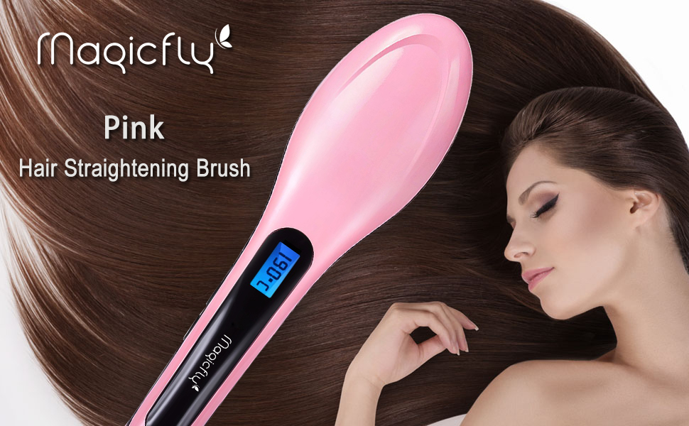 straightening hair styles magicfly hair straightening brush fast 1579 | 1LrNFy3qRYiJ. UX970 TTW