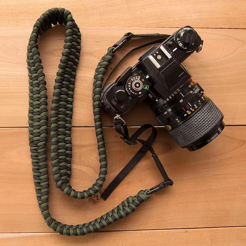 Camera Paracord Camera Strap amazon com sling rebel paracord camera strap in blackolive product description
