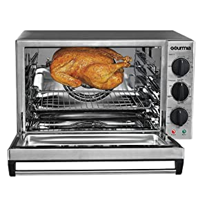 Large Countertop Oven Stainless Professional Convection Toaster XL ...