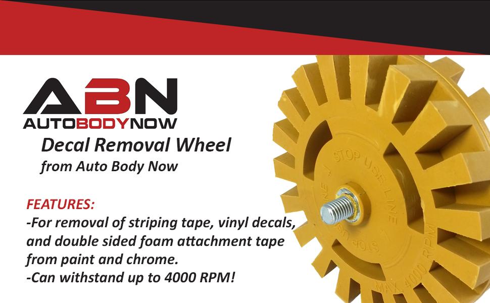 Amazoncom Decal Eraser Wheel Automotive - Custom vinyl decals   removal options