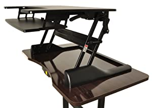Stand Steady Tabletop Standing Desk Pinterest