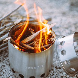 stove lite. specialized construction process, we have created one of the most efficient wood burning stoves you\u0027ll ever own. solo stove lite is built to last,