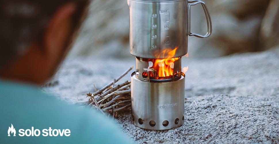 Amazon.com : Solo Stove Lite - Compact Wood Burning