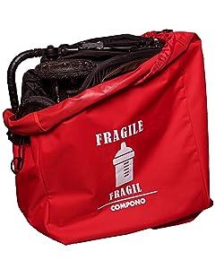 Amazon Com Stroller Travel Bag For Airplane Standard