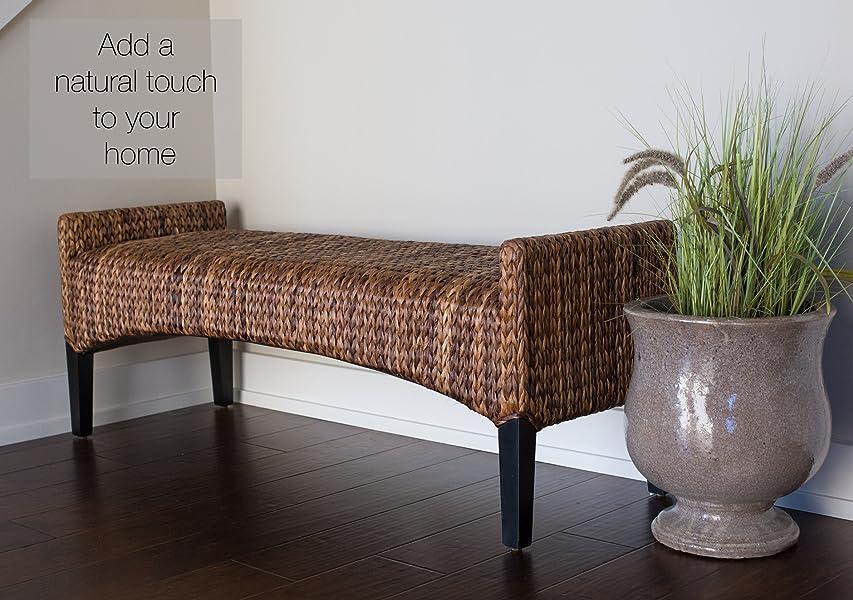 Seagrass Rattan Kitchen Chairs Amazon