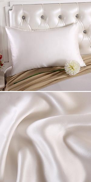 Amazon Com Oosilk 100 Mulberry Silk Pillowcase For Hair