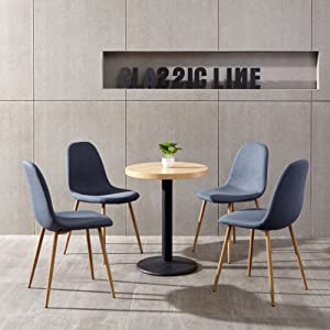 modern dining chairs suitable for kitchen dining room coffee roomresting centresand the curved form is perfectly adapted