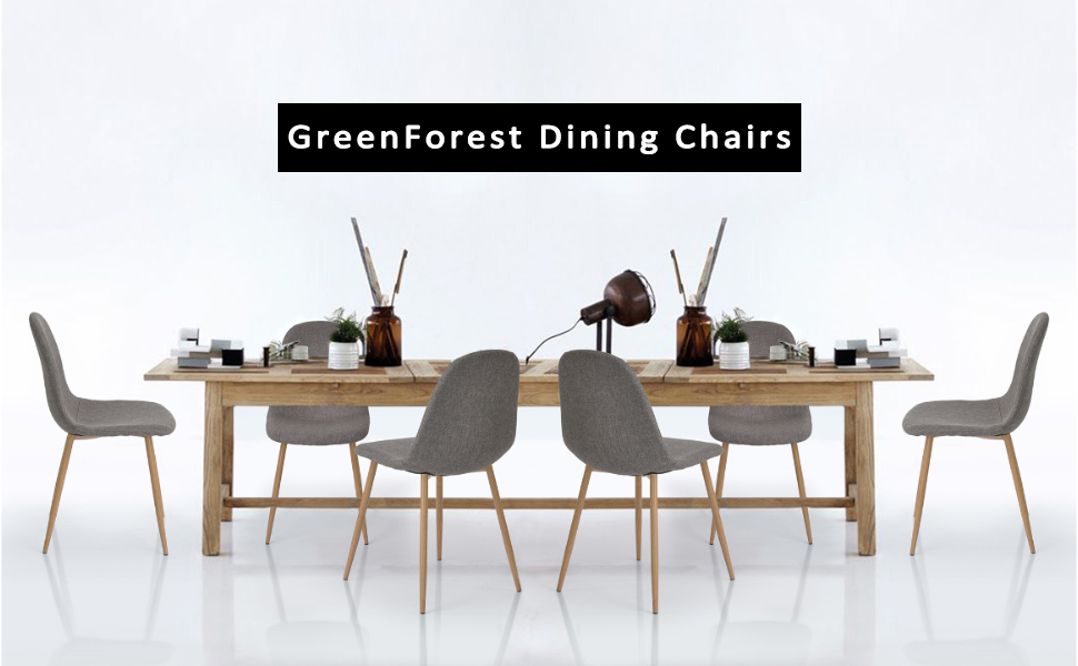 Fabric Eames Style Dinning Chair :Comfortable And Elegant In Dinning Room ,  Guest Rooms, Extra Room And Vacation Homes,not Only For Large Desk But Also  ...