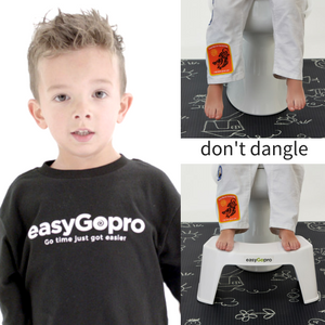 easyGopro being used by a child