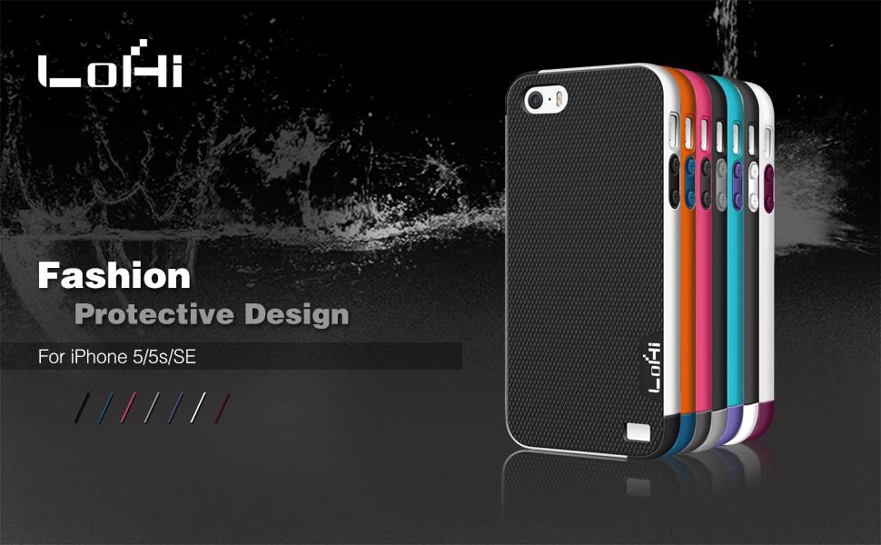 LOHI Iphone 5 case