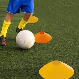 Soccer Training Cones, Soccer Ball
