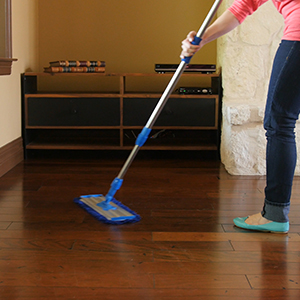 Our Professional Microfiber Mop Will Make The Dreaded Chore Of Cleaning  Your Floors Quick And Easy. It Was Designed So Cleaning Pros Could Leave  Their ...