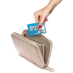 Amazon.com: Soft Wipes - Flushable, Moist, 20 Individually
