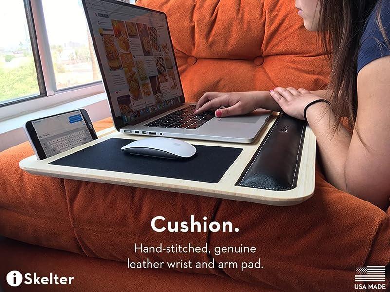 Amazon Com Comfy Lite Lapdesk Light Slim Laptop Desk