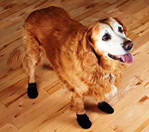 Amazon Com Ultra Paws Traction Dog Boots Large Pet